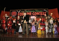 Mihama American Village is inviting participants to the annual Halloween Costume Contest.