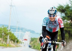 The course winds through many scenic spots in northern and central Okinawa.