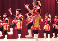 The 3rd Naha Children&#039;s Festa brings various children&#039;s groups together to perform and interact at three venues in Naha, Sunday.
