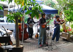 Some 40 bands will perform as Kanaderu Park takes over Chuo Park Avenue in Okinawa City, Saturday.