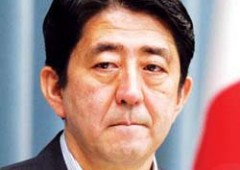 Liberal Democratic Party President Shinzo Abe has his eyes firmly on Prime Minister's job as his party is poised to win a decisive victory in Sunday's election.