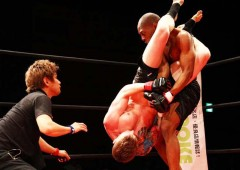 Sunday7s Tenkaichi Super Fight puts fighters into action under both MMA and Kickboxing rules.