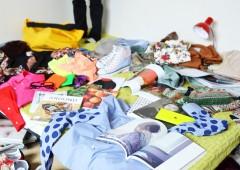 Miyagiya Bluespot showcases Korean fashions and magazines through Sunday.