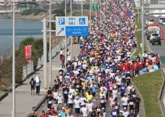 Runners are still welcome to sign up for Sunday's Ayahashi half-marathon.