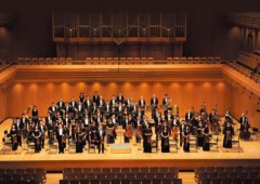 Tokyo City Philharmonic Orchestra will perform at Okimnawa Convention Center, Monday.