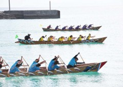 Dragon Boat races will start the White Beach Spring Festival at 11 a.m. on Sunday.