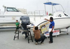 Boats and marine sports will be the focus of this weekend's Marine Festa.