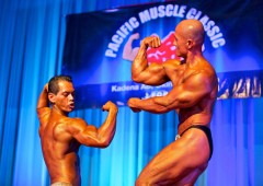 Organizers expect more than 800 people to attent this year's Pacific Muscle Classic competition, Sunday.