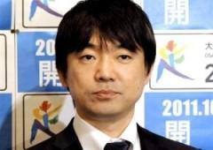 Osaka Mayor and Co-leader of Nippon Isshin-no-Kai Toru Hashimoyo