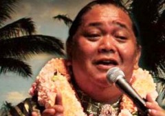 Uluwehi Guerrero is the special guest of the show and preforms in Okinawa for the first time .