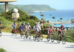 "The Tour de Miyakojima is divided into two race categories, a ""Road Eace"" that consists of two 160-kilomneter races and a 100-kilometer race."