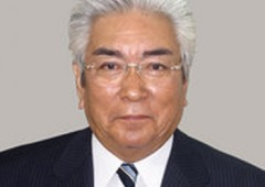 Mitsuo Gima made it to the House of Councilors from the proportional list.