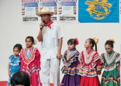 The Sunday afternoon events highlight many Mexican folk performances.