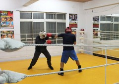 Okinawan boxers' training regime is no cakewalk.