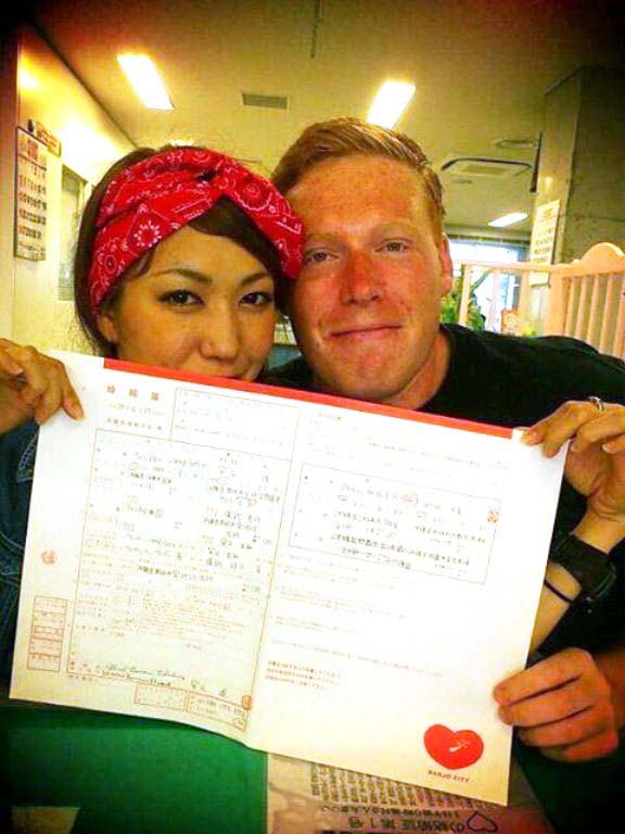 Getting married in usa with foreigner