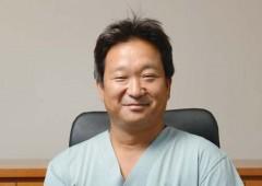 Veterinarian Ichiro Gushiken