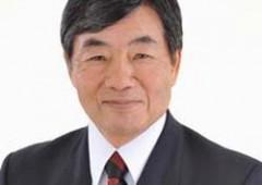 Nago Mayor Susumu Inamine
