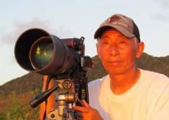 Photographer Shokyu Otsuka specializes in images of Okinawa.