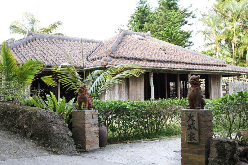 Ryukyu mura brings old okinawa to life japan update for Minimalist house okinawa japan