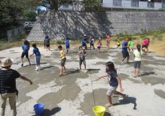 The AmerAsian School in Ginowan has had summer school programs for eight years, of which last four have been open to children from other schools.