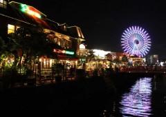 The ferris wheel is Chatan's best known landmark.