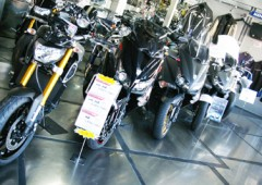 Grit sells motorbikes to suite every taste and purpose, from street racers to dirt bikes and everything in between. They also have a rental service.