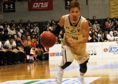 Ryuichi Kishimoto shot 10-for-10 free throws on Sunday.