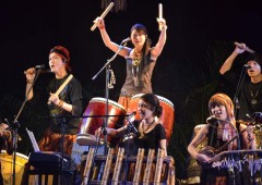 Musix 2014 performances have definitely an Asian flair with several of the performers coming from neighboring Taiwan.