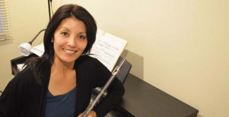 Chikako Day has over 15 years of experience as a flute and piano teacher.