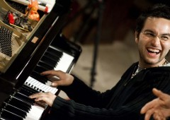 Italian Jazz Pianist Livio Minafra has gained fame for his unique style and technique he calls 'prepared piano.'