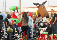 Courtney Christmas Festival is open and fun to everyone. (Photo courtesy of MCCS)