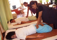 Thai massage is said to be more of a form of art than physical therapy, and those who enjoy it frequently, enthusiastically agree.