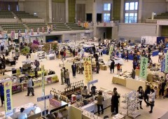 Okinawa City businesses showcase their products and services this weekend.