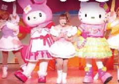 Hello Kitty is queen of cute.