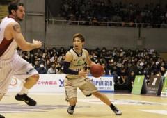 Ryichi Kishimoto picked up 19 points on Sunday.