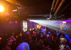 The first floor dance hall features Hip Hop, R&B, Reggae, Top 40 and other genres.
