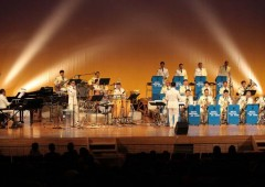 JASDF Southwestern Band plays music of Count Basie Saturday.