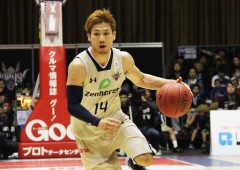 Ryuichi Kishimoto has been on tear recently scoring 18 points on Saturday followed with 15 on Sunday, both the team's best.