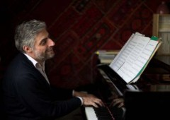 Italian jazz pianist Giovanni Mirabassi will play at Garaman Hall on Mar. 8.