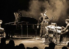 Remi Panessian Trio brings the best of European jazz to Garaman Hall.