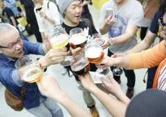 Craft beer enthusiasts on Okinawa will have a reason to foam over the weekend as they have a rare chance to sample at on place 50 craft beers from 40 breweries throughout Japan.