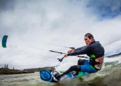 Kiteboarding is exciting, but beginners absolutely should have a competent instructor.