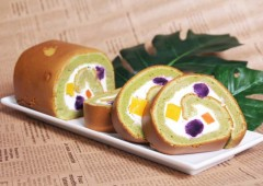 """Karavege"" roll is a seasonal specialty available from June to December."
