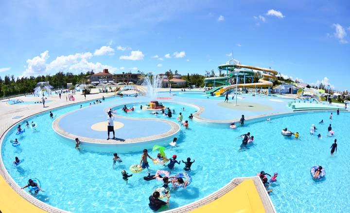 Splish Splash Refreshing Okinawa Pools Invite Japan Update