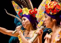 Miyagi Sisters are the driving force behind the samba event.