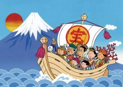 Sazae-san is the most iconic of Japanese cartoons and one that is in the Guinness Book as the longest running animated TV series in the world.