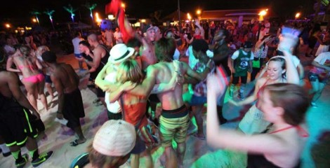 Party is will be on Aug. 7 and 8 at Torii Beach Caribbean Party.