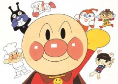 Anpanman has long been one of the most popular anime series in Japan.