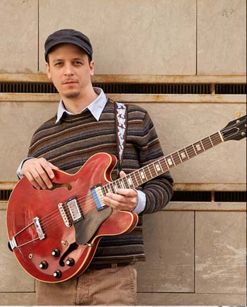 Kurt Rosenwinkel is called the 'Emperor' of modern jazz guitar.