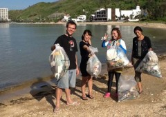 Volunteers are invited to join in coastal cleanups during the 30th annual Inter-national Coastal Cleanup campaign from Sep. 19th to Nov. 11th.